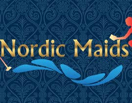 #16 for Design a Logo for Nordic Maids af dsgnillustrator
