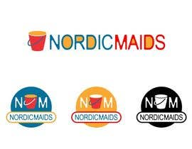 #8 for Design a Logo for Nordic Maids af rogerweikers