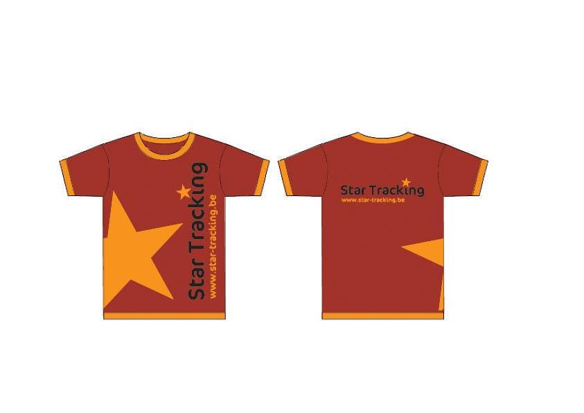 Bài tham dự cuộc thi #                                        8                                      cho                                         Design a T-Shirt for Star-Tracking