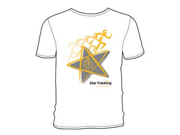 #29 for Design a T-Shirt for Star-Tracking af AnaKostovic27