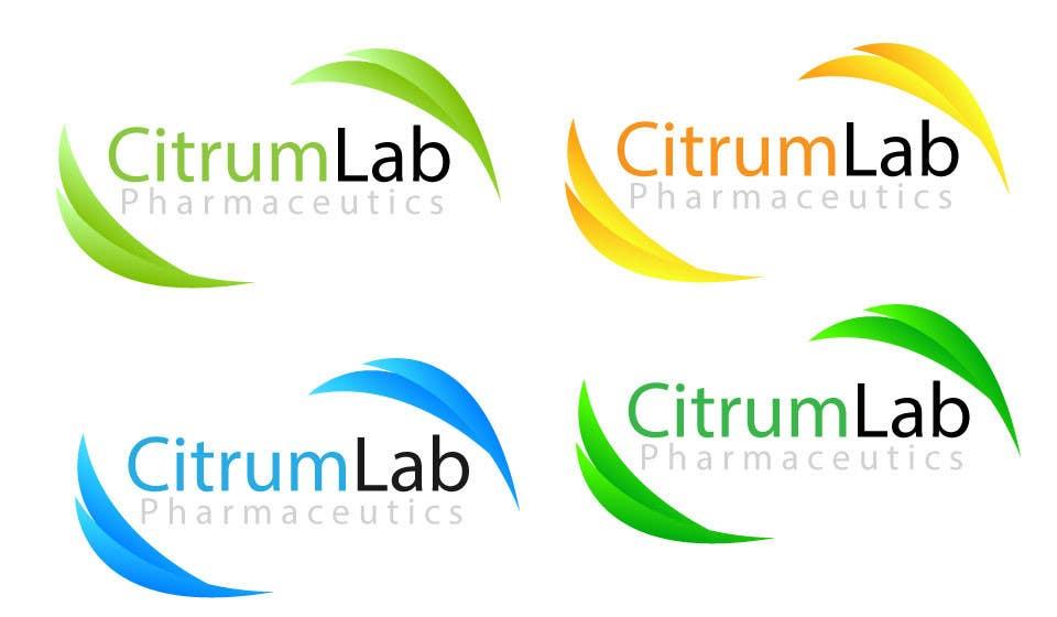 Bài tham dự cuộc thi #272 cho Design a Logo for pharmaceutic company called Citrum Lab