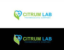 #306 cho Design a Logo for pharmaceutic company called Citrum Lab bởi jeganr