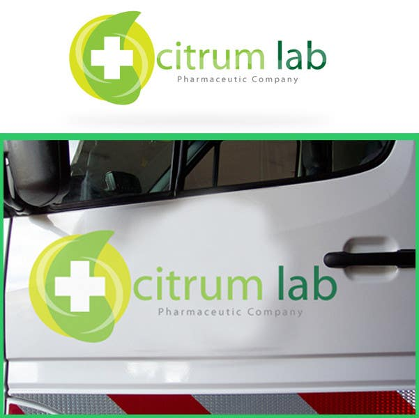 Bài tham dự cuộc thi #286 cho Design a Logo for pharmaceutic company called Citrum Lab