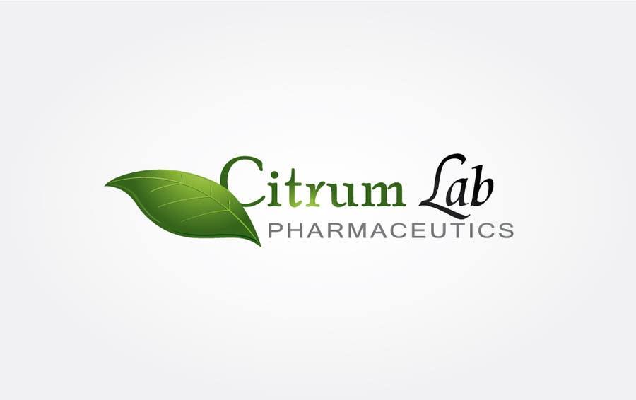 Bài tham dự cuộc thi #246 cho Design a Logo for pharmaceutic company called Citrum Lab