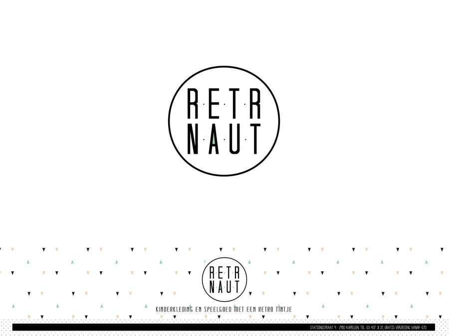 Inscrição nº 117 do Concurso para Design a Logo and websitedesign for Retronaut
