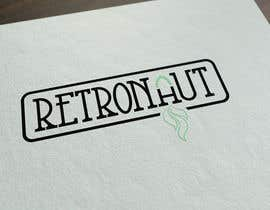 FutureArtFactory tarafından Design a Logo and websitedesign for Retronaut için no 142