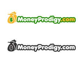 #10 untuk Design a logo for a new website (MoneyProdigy.com) oleh rogerweikers