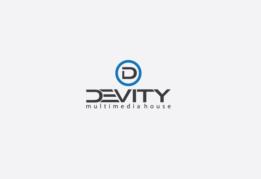 Proposition n°                                        56                                      du concours                                         Logo design for devity multimedia house