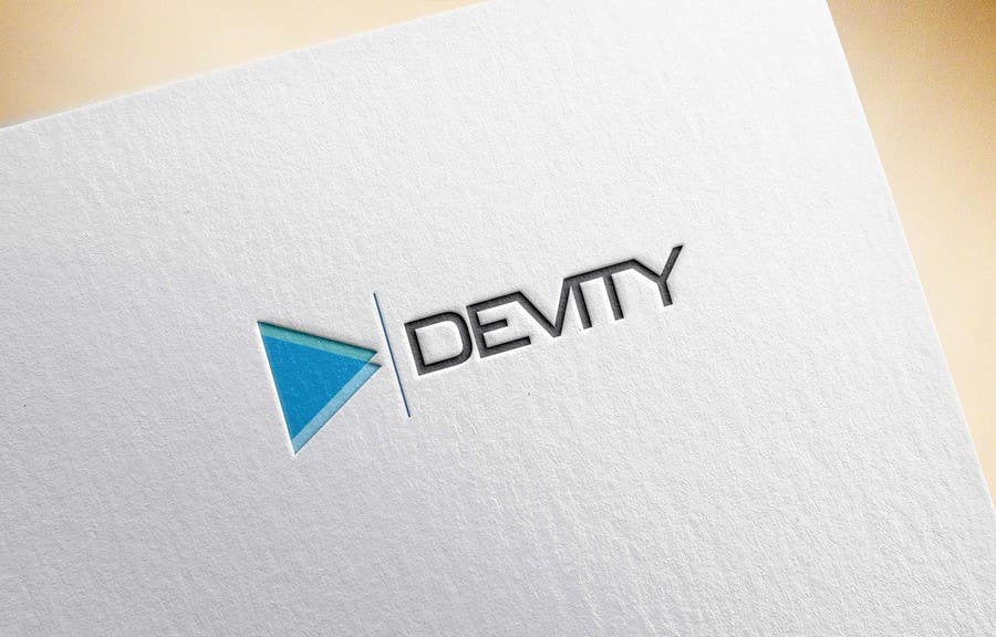 Proposition n°                                        31                                      du concours                                         Logo design for devity multimedia house