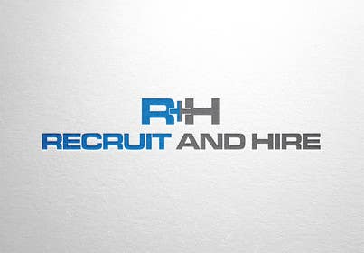 "ChKamran tarafından Design a Logo for ""Recruit and Hire"" için no 137"