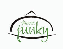 #57 for Design a Logo for MenuJunky by vivis241