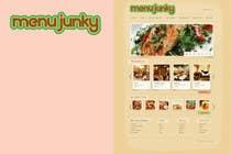 Proposition n° 34 du concours Graphic Design pour Design a Logo for MenuJunky