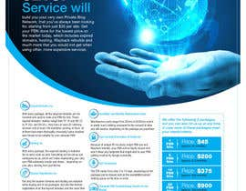 #6 for Design an Advertisement for an SEO-related Service (PBN Creation/Setup Service) af VVICK