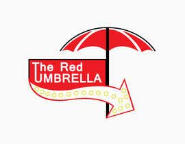 #55 for Design a Logo for The Red Umbrella - A Vegetarian Food Truck by cooldesign1