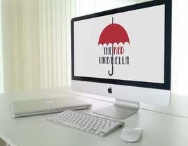 #22 for Design a Logo for The Red Umbrella - A Vegetarian Food Truck af vasked71