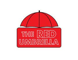 #70 for Design a Logo for The Red Umbrella - A Vegetarian Food Truck by smahsan11