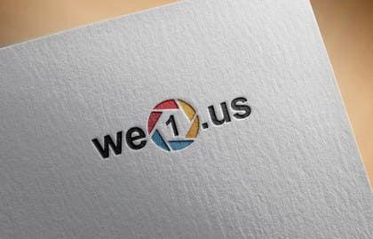 Nro 220 kilpailuun Design a Logo for We1.us käyttäjältä Anatoliyaaa