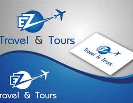 #239 for Design a Logo for EZ Travel & Tours by Don67