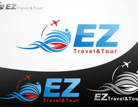 #249 para Design a Logo for EZ Travel & Tours por cornelee