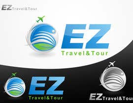 #259 para Design a Logo for EZ Travel & Tours por cornelee