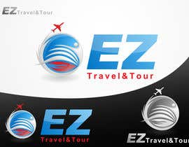 #261 para Design a Logo for EZ Travel & Tours por cornelee
