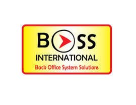 nº 26 pour BOSS International (Back Office System Solutions) par samiqazilbash