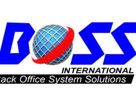 goez60 tarafından BOSS International (Back Office System Solutions) için no 8