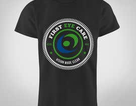 #40 for Optometry tshirt af TheBrainwiz