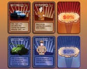 Graphic Design Contest Entry #21 for Trading Card Game Template Design