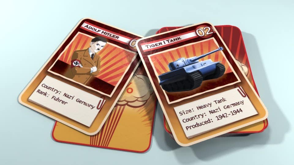 Contest Entry #                                        24                                      for                                         Trading Card Game Template Design