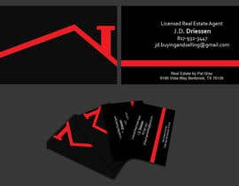 nº 4 pour Design a Creative Business Card for Realtor par RisingComet