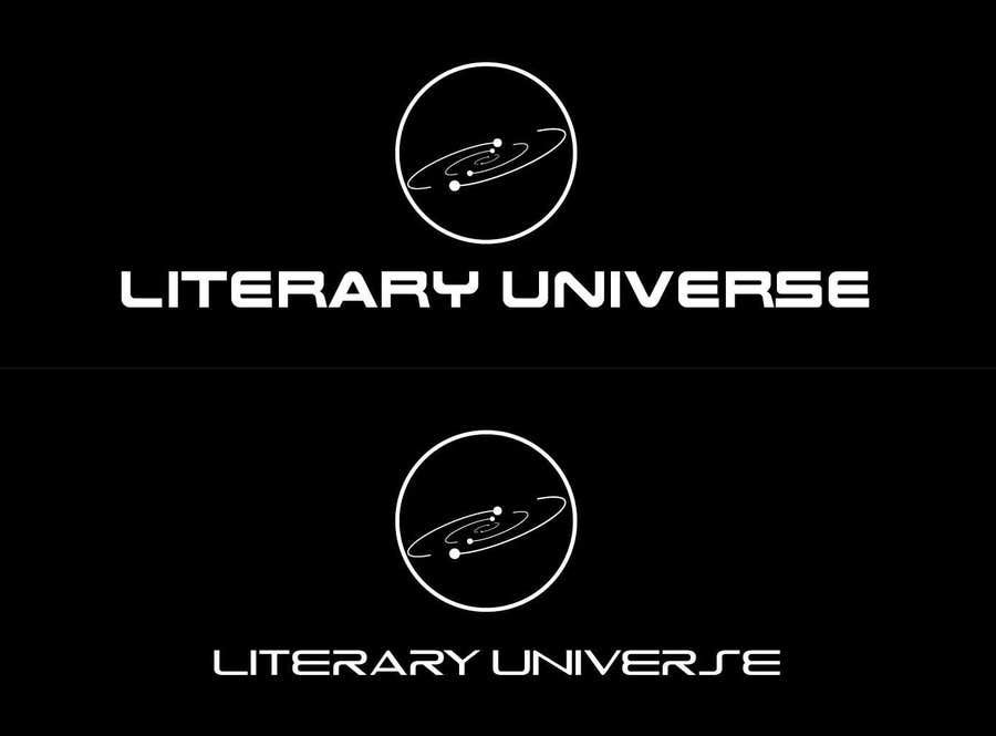Konkurrenceindlæg #                                        51                                      for                                         Develop a Corporate Identity for Literary Universe