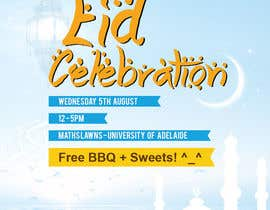 "#29 for ""Eid Celebration"" Islamic Flyer af teAmGrafic"