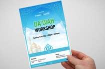 """Graphic Design Konkurrenceindlæg #18 for """"Da'wah Workshop"""" - Islamic Flyer"""