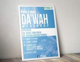 "nº 48 pour ""Da'wah Workshop"" - Islamic Flyer par sultansadiq"