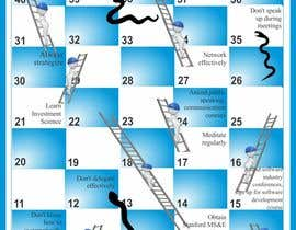 #4 for I need some Graphic Design for Snakes & Ladders Infographics (Uni Project) af thoughtcafe