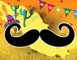 nº 69 pour Draw The moustache! The crazy mexican contest! par graphula