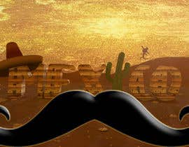 #87 para Draw The moustache! The crazy mexican contest! por Neruna