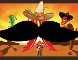 #30 cho Draw The moustache! The crazy mexican contest! bởi alice1012