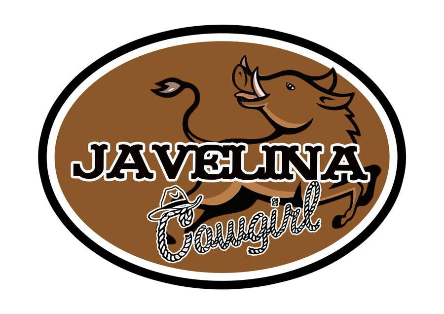 Contest Entry #                                        55                                      for                                         Design a Logo for Javelina Cowgirl (Online Shop)