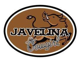 Nro 55 kilpailuun Design a Logo for Javelina Cowgirl (Online Shop) käyttäjältä nikhilsagar007