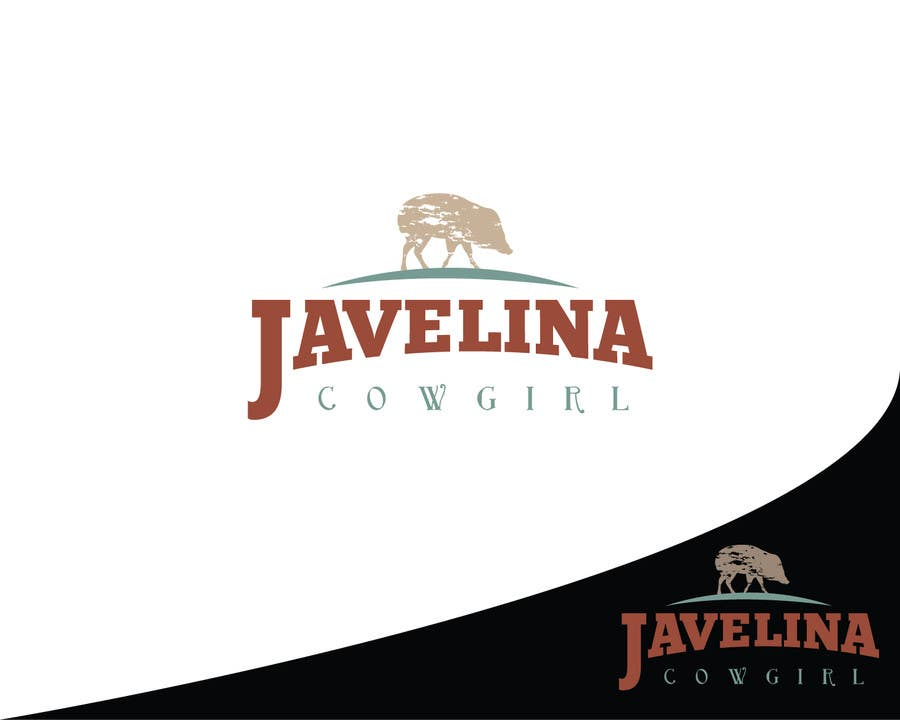 Contest Entry #                                        108                                      for                                         Design a Logo for Javelina Cowgirl (Online Shop)