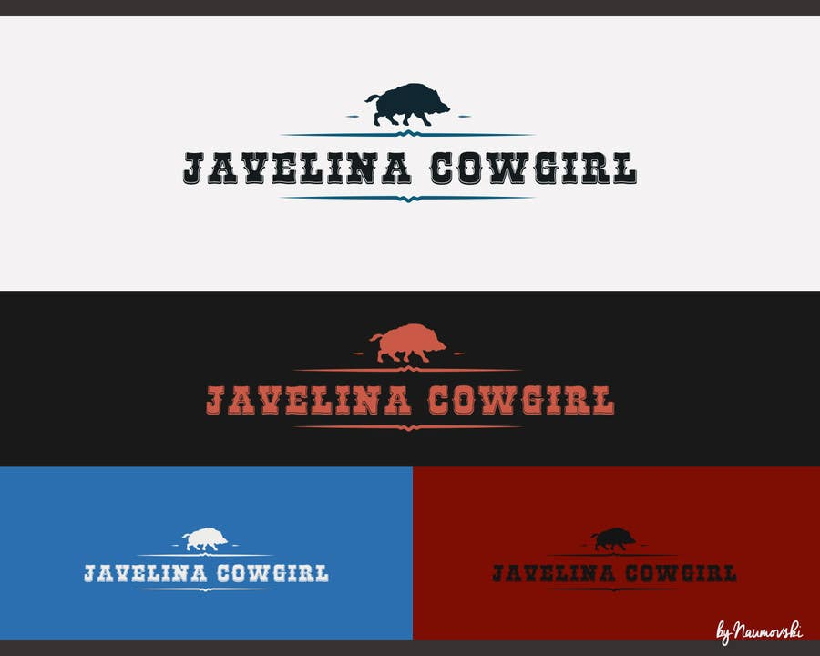 Contest Entry #                                        81                                      for                                         Design a Logo for Javelina Cowgirl (Online Shop)