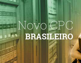 #9 for Design a Facebook cover for Novo CPC Brasileiro af amitwebdesigner