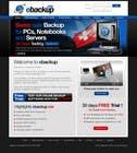 Graphic Design Contest Entry #66 for Website Design for Ebackup.me Online Backup Solution