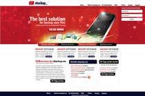 Graphic Design Конкурсная работа №3 для Website Design for Ebackup.me Online Backup Solution