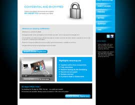 #103 untuk Website Design for Ebackup.me Online Backup Solution oleh dareensk