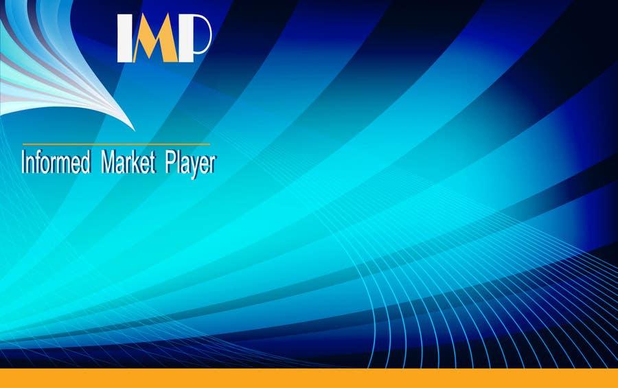 Inscrição nº                                         6                                      do Concurso para                                         Design a Logo for Informed Market Player