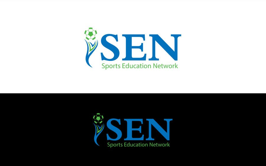 "Bài tham dự cuộc thi #                                        48                                      cho                                         Design a Logo for company name ""Sports Education Network"", in short SEN."