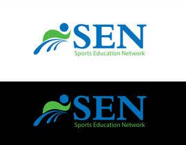 "#50 para Design a Logo for company name ""Sports Education Network"", in short SEN. por jeganr"